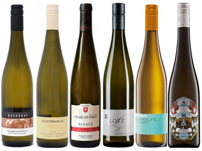 kvalitní víno Riesling poznejte vliv polohy a stylu od ocenenávínaCZ