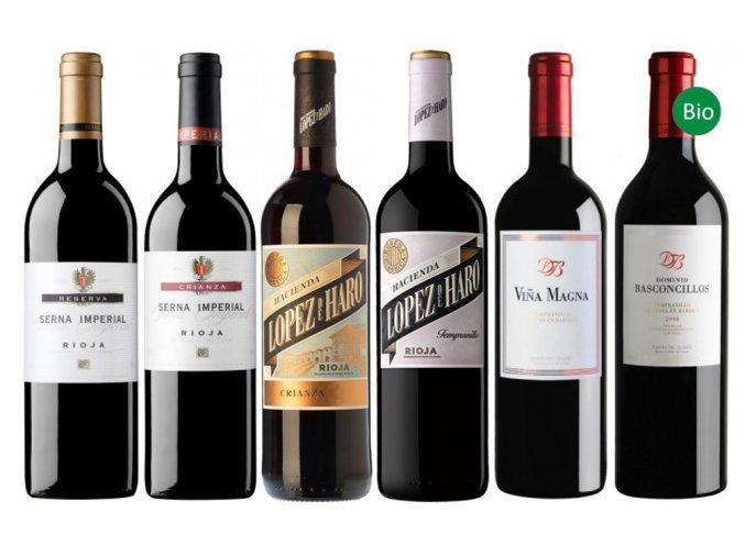 kvalitní španělské vínoTempranillo poznejte vliv polohy a stylu od oceněnávínaCZ