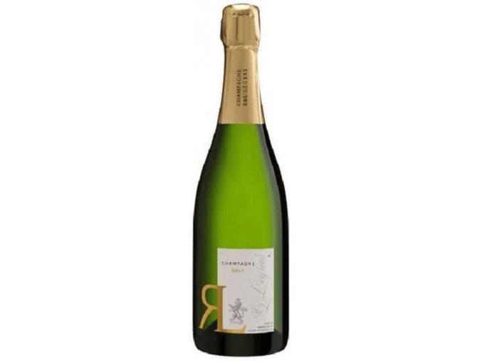 """Champagne Brut R&L Legras """"Blanc de Blanc"""" 100% Chardonnay z Grand Cru vinic"""