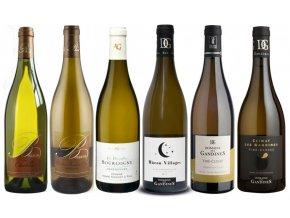 kvalitní víno Burgundské Chardonnay od oceněnávínaCZ