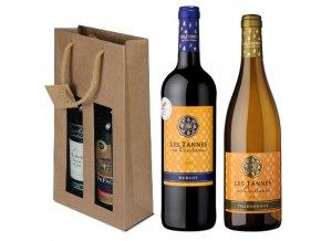 Oblíbené odrůdy Francie: Chardonnay a Merlot