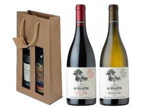 Objevte burgundský styl vín: Pinot Noir a Chardonnay