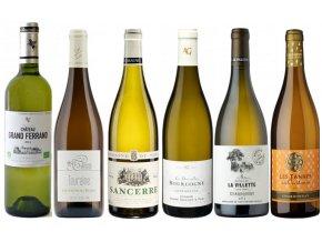 kvalitní víno Cesta po Francii vliv sudu na chardonnay a rozdíly Sauvignon od oceněnávínaCZ