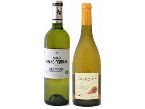 Porovnejte vliv stylu a regionu Sauvignon Blanc Bordeaux vs Loira