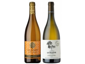 Porovnejte si rozdíly v chuti Chardonnay na nerezu a na sudu