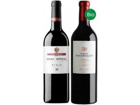 Porovnejte si Crianzy z nejznámějších oblastí Španělska Rioja vs Ribera del Duero