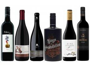 kvalitní víno Shiraz, Syrah poznejte vliv polohy a stylu OceněnávínaCZ