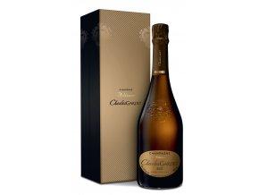 Champagne Millesimée Prestige Brut 2004, Charles Gardet +luxusní dárková krabička