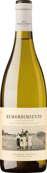 BIO Chardonnay Remordimento 2018, Bodega Cerrón, Jumilla