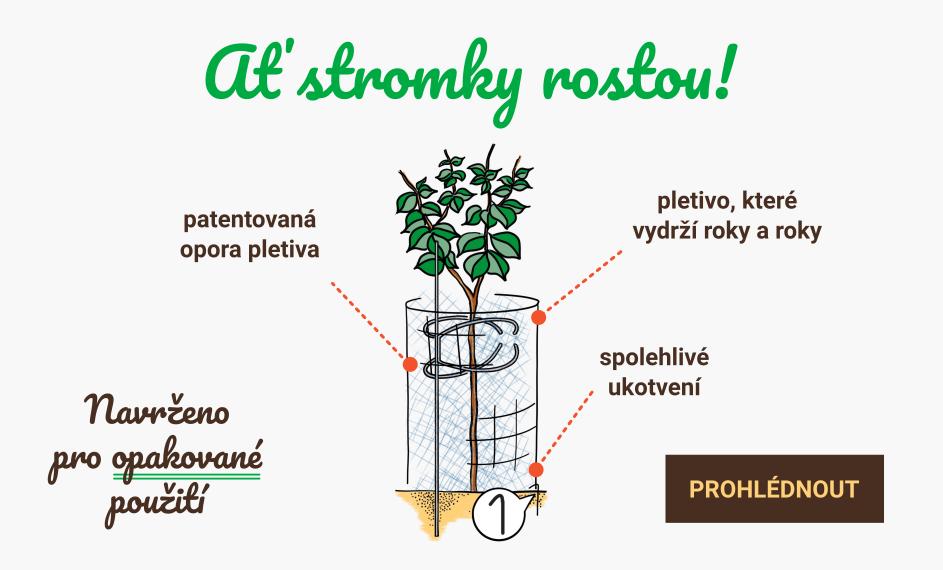 Spolehlivá ochrana stromů proti okusu