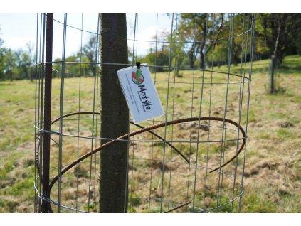 motyle ochranne pletivo na stromky nepozinkovane