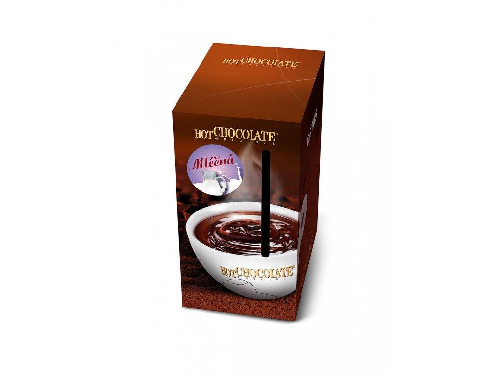 krabička cokolada mléčná
