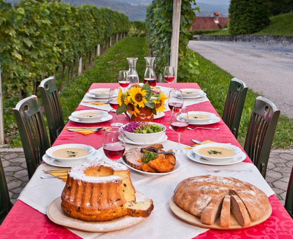 Velikonoce a Slovinsko