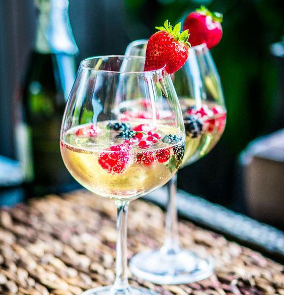Ideální skleničky na šumivá vína?