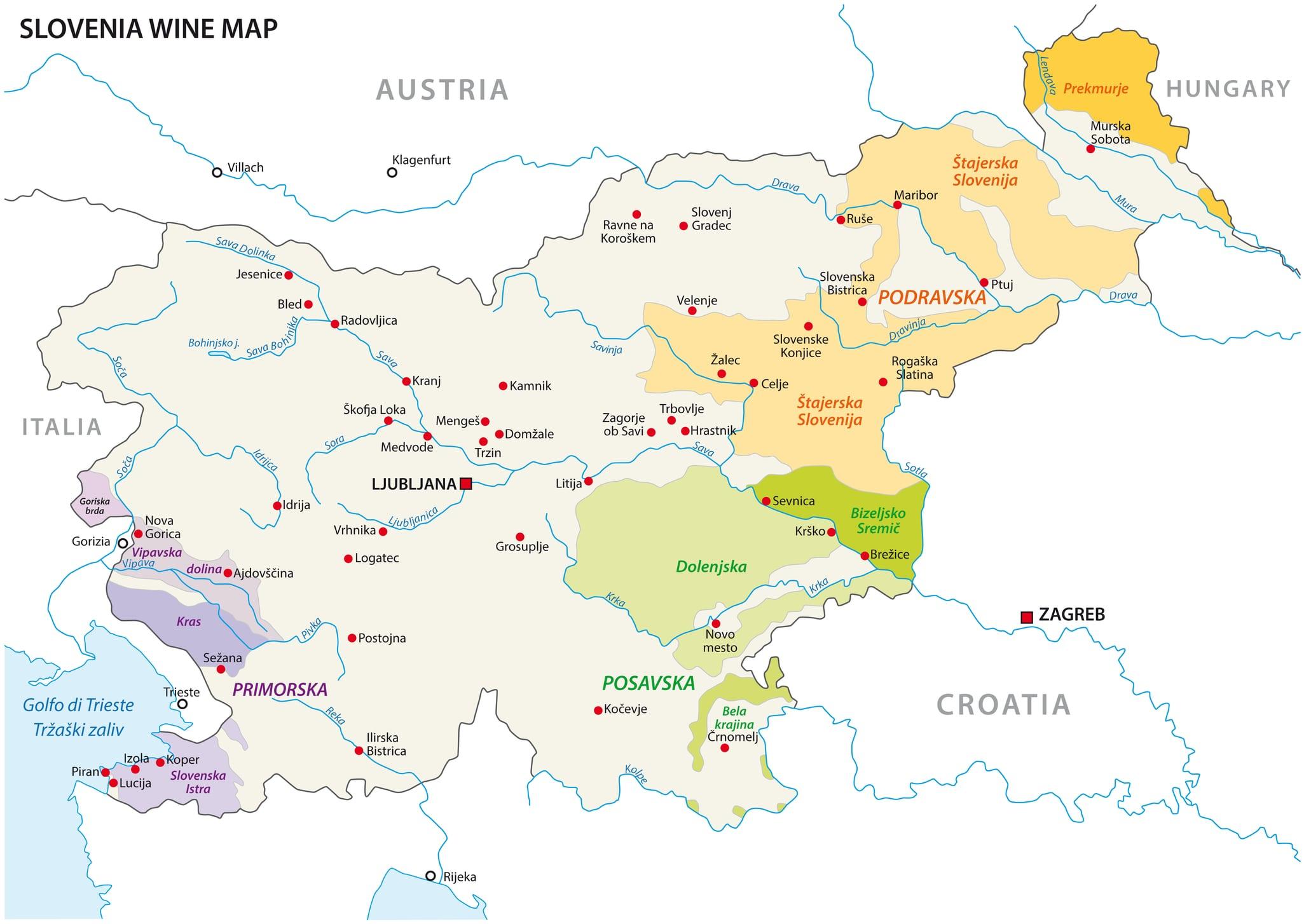 slovinske-vinarske-regiony