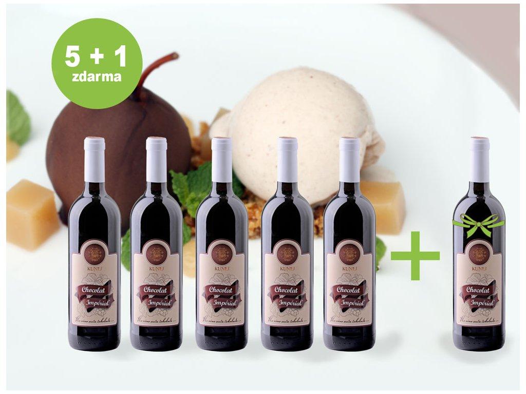 čokoladno vino 5+1 brez teksta