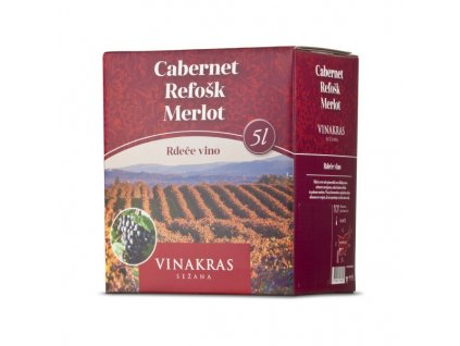 bag in box cabernet sauvignon in refo k