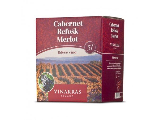 bag in box cabernet sauvignon in refo k
