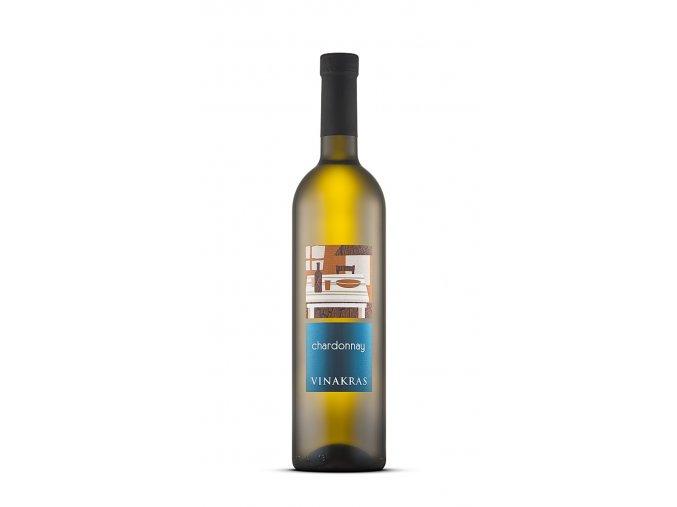 Vinakras Chardonnay 0.75L