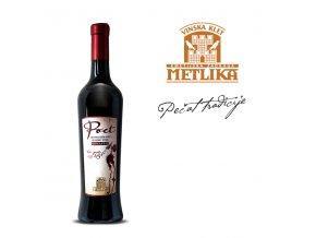 Poet ROMANTIC Aromatizirano vino VK Metlika