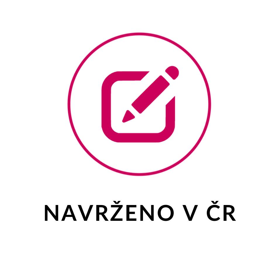 Navrženo v ČR