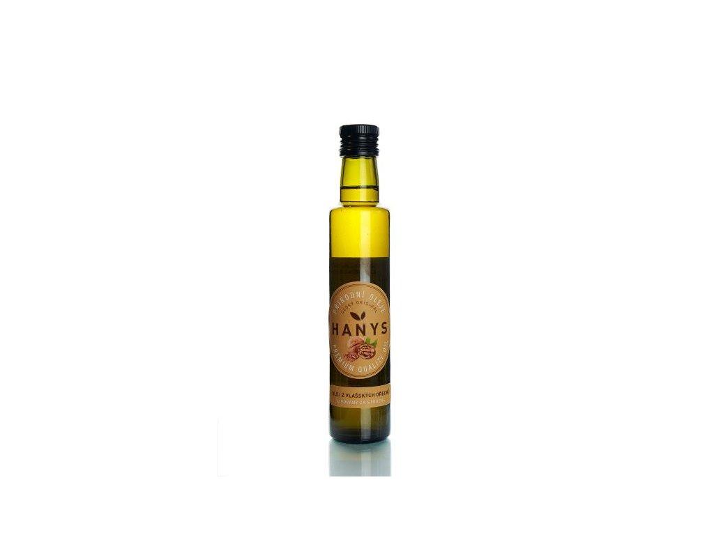 hanys olej z vlasskych orechu 250 ml