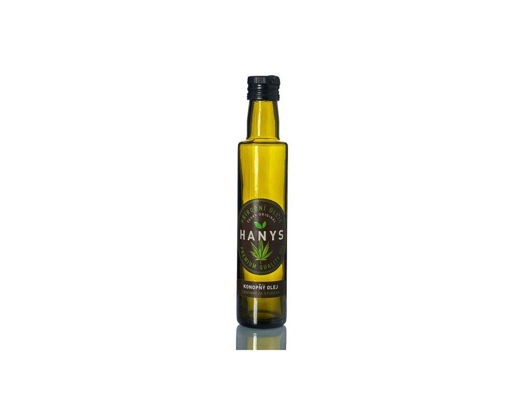 hanys olej konopny 250 ml