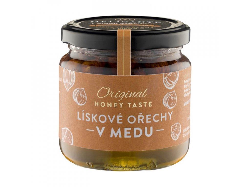 liskove orechy v medu