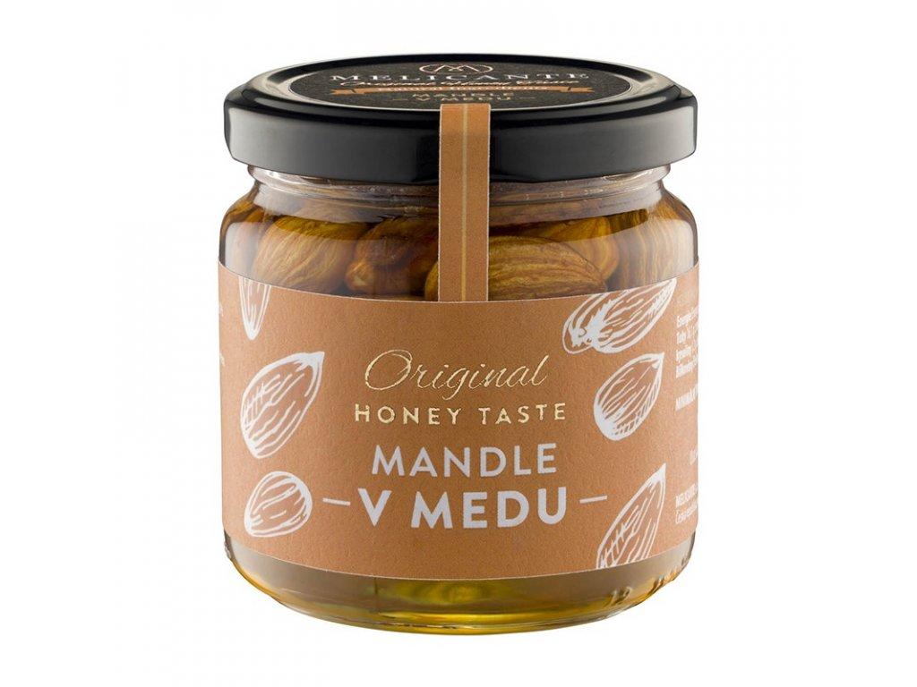 mandle v medu