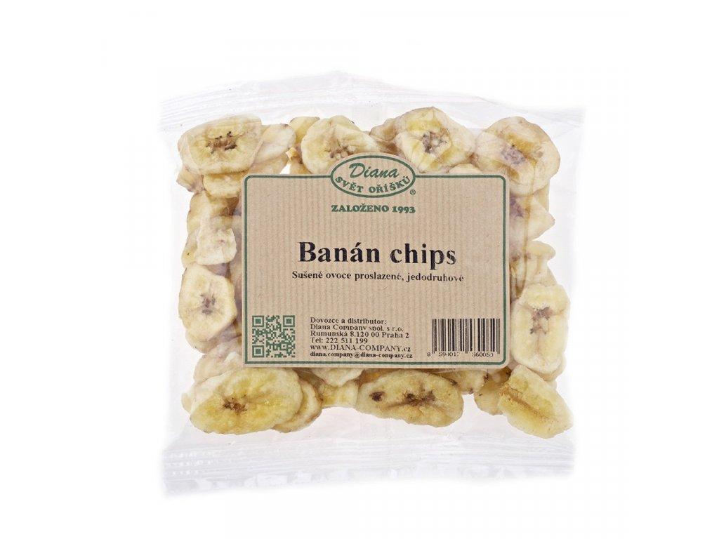 554 banan chips 100g