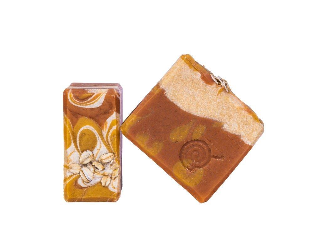 495 vyhlazujici peelingove mydlo s medem a ovesnymi vlockami