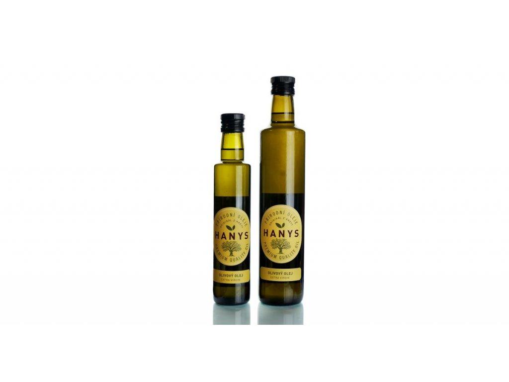 hanys olej olivovy extra virgin 500 ml