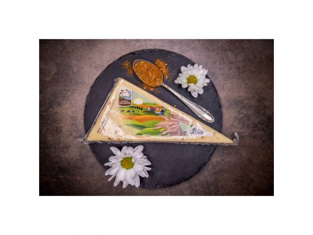 bio gurmansky syr carodejka 190g