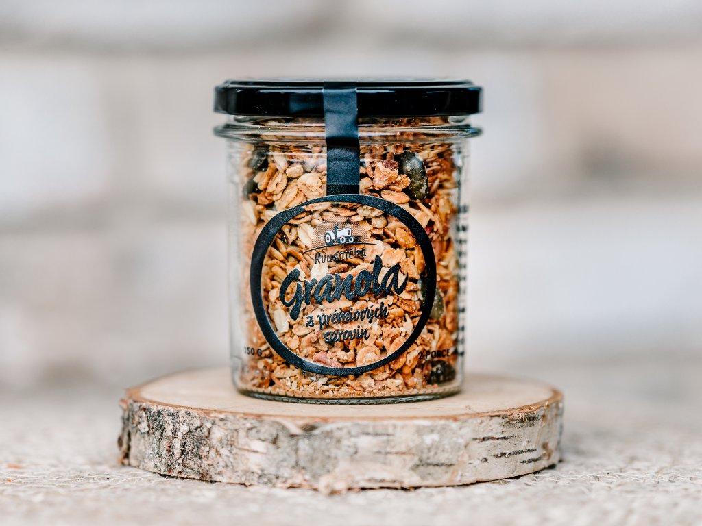 granola kvasnička