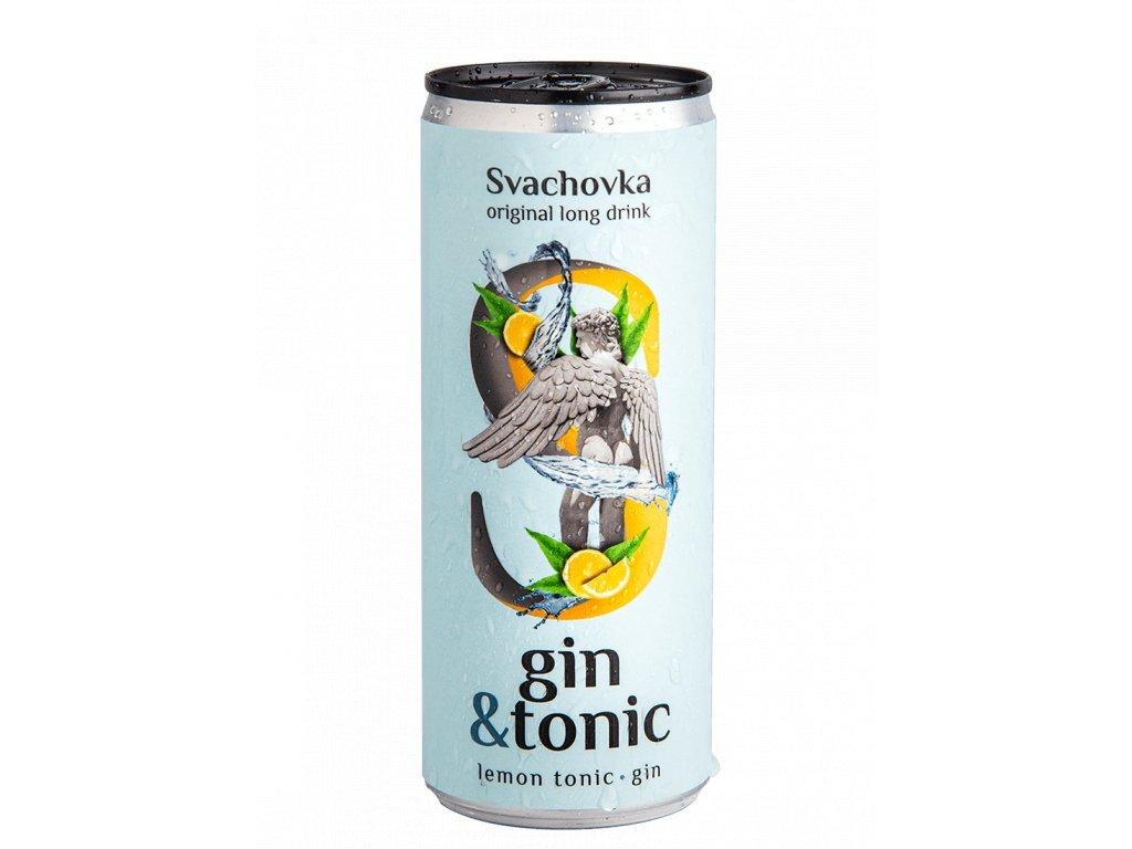 gin tonic svachovka