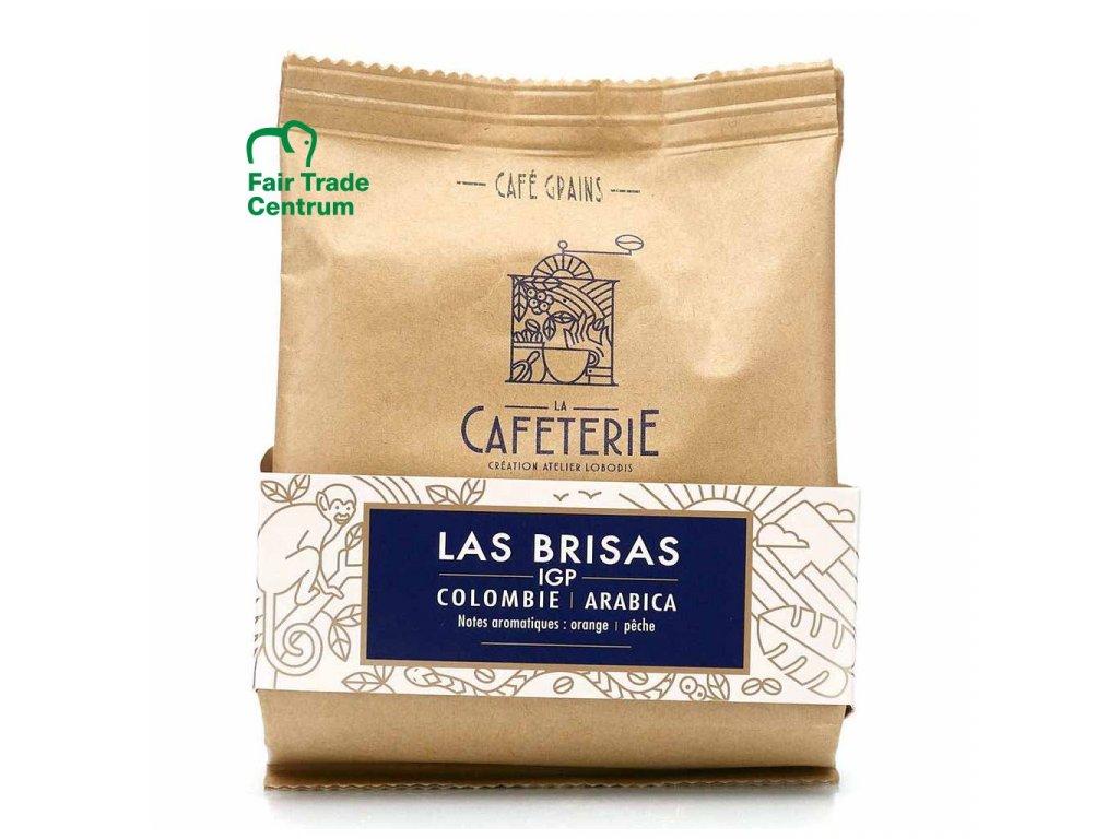 6400 fair trade zrnkova vyberova kava las brisas z kolumbie mikrolot