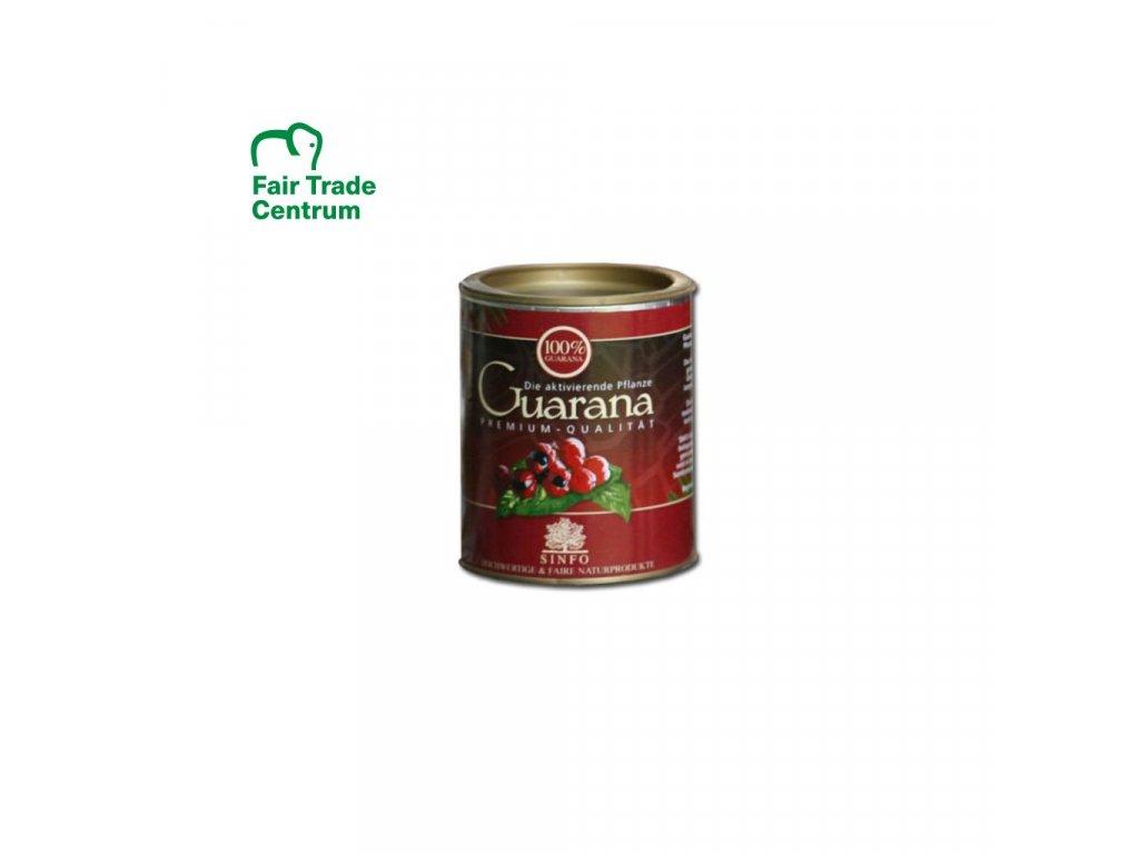 847 bio guarana bez slupek z brazilie 100 g