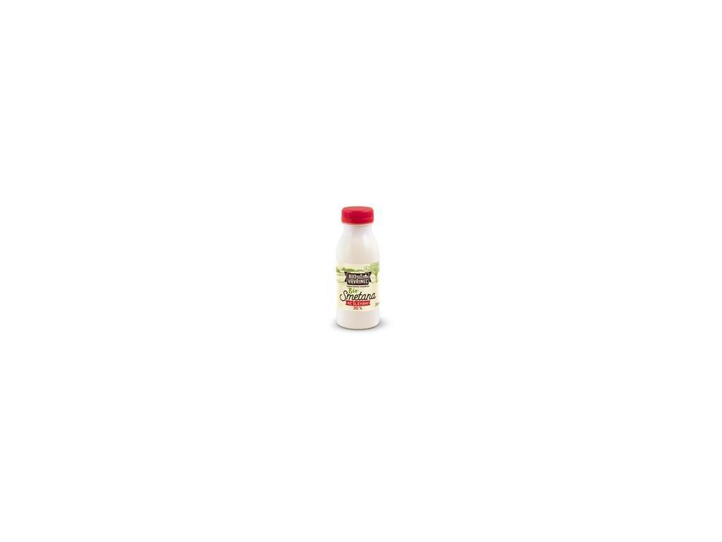 smetana ke slehani 30 250 ml small
