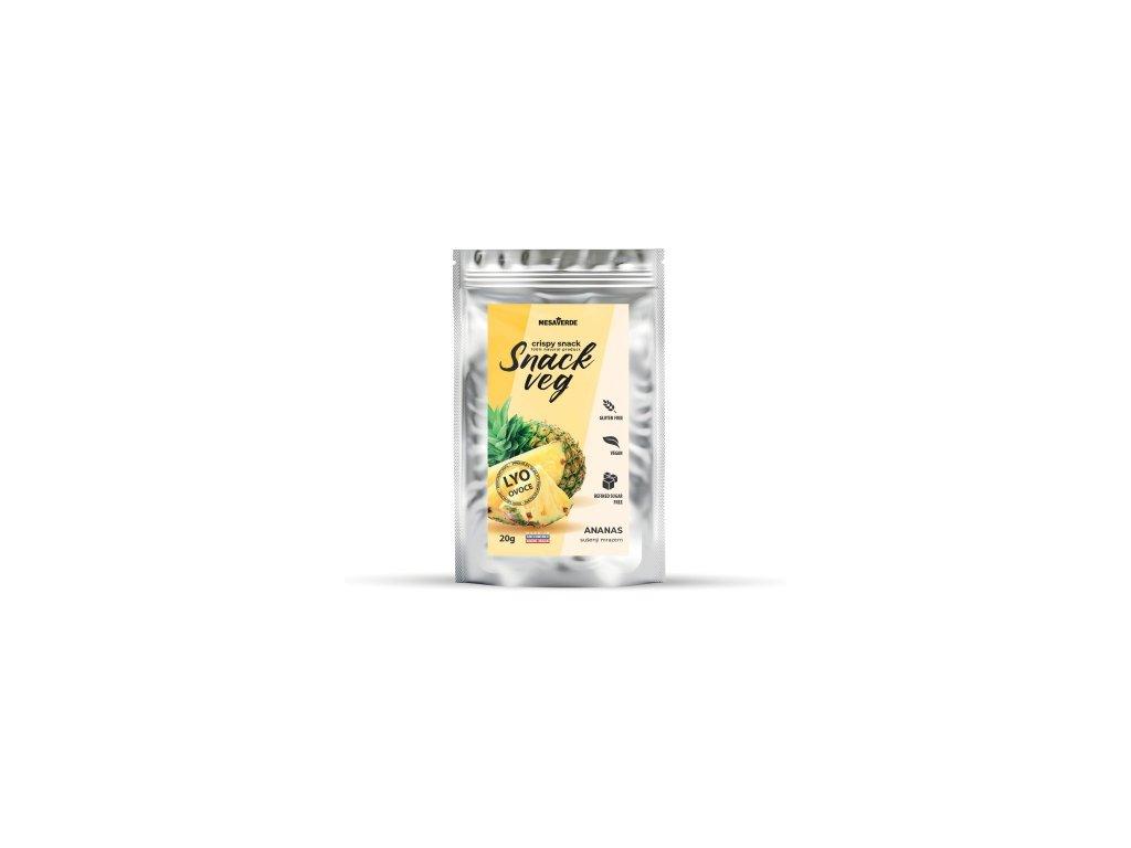 Snack Veg ananas 20 g