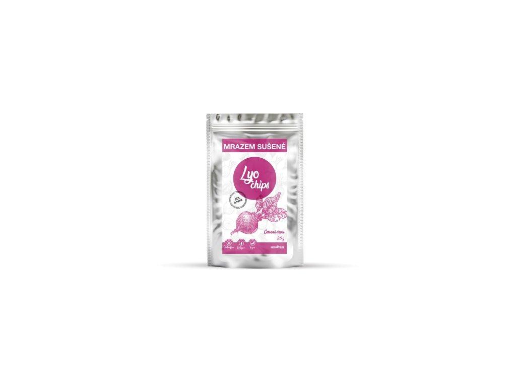 Lyo chips - pepř a sůl 25 g