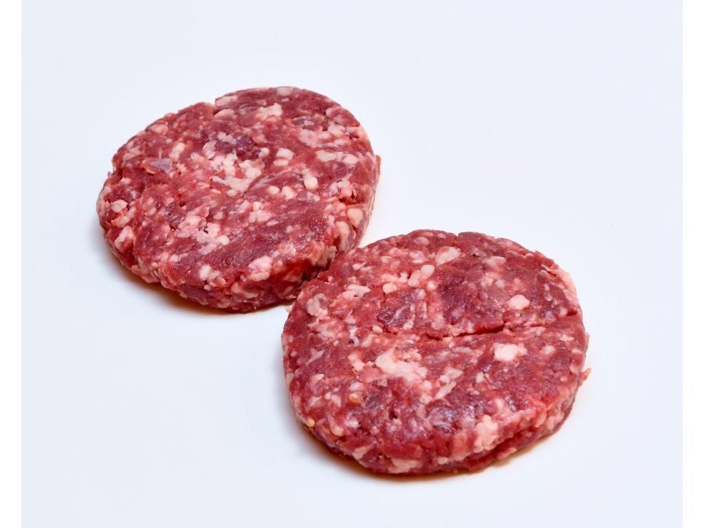 288 hamburger placka