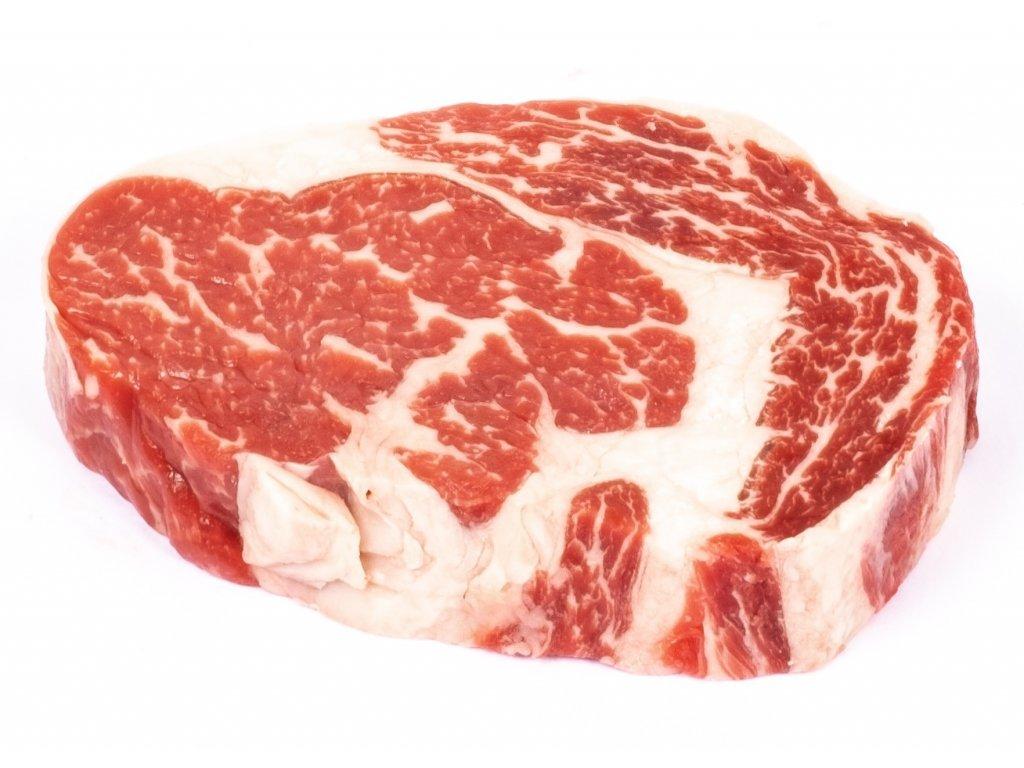 78 rib eye steak 400g
