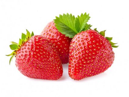 depositphotos 164262558 stock photo strawberry with leaves