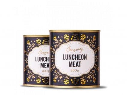 901 congrady luncheon meat 300 g