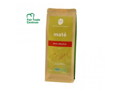 3060 fair trade erva yerba bio mate sypane z brazilie 100 g