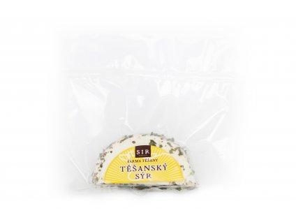 Těšanský sýr - medvědí česnek, 150 g