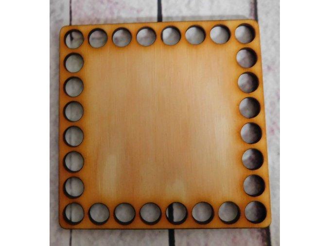 čtverec 10x10 cm