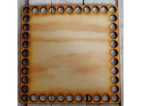 čtverec 15x15 cm