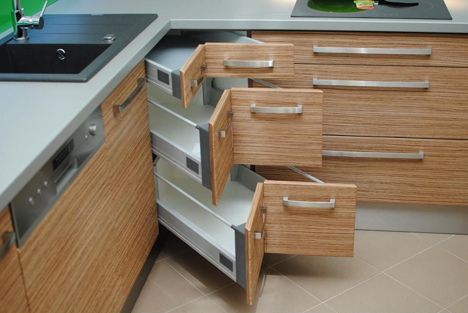 kuchyň detail