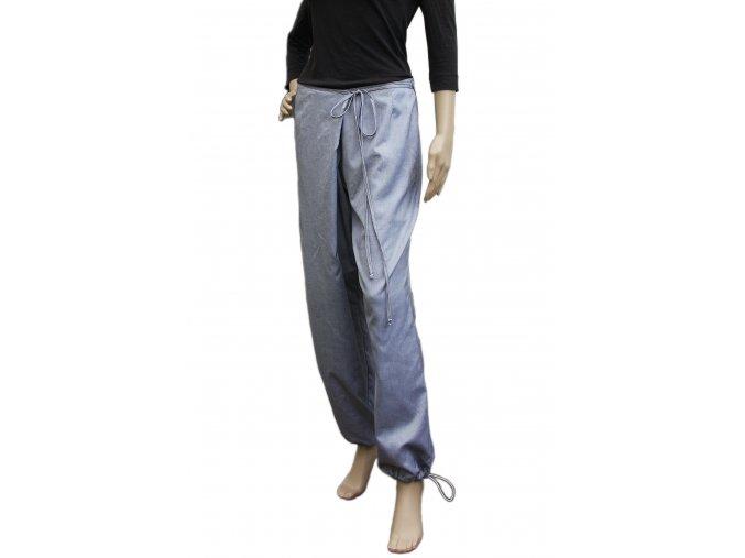 Kalhoty Zavinovací - střih